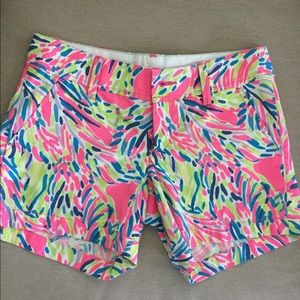 These are beyond Cute Lilly Pulitzer Shorts
